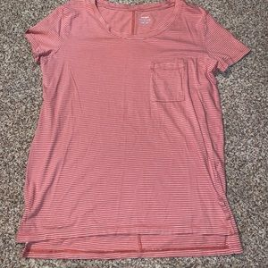 old navy striped tee
